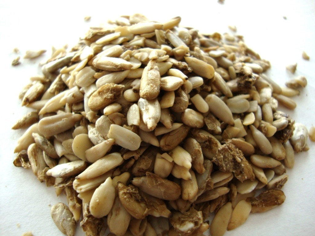 Raw seed sprouts