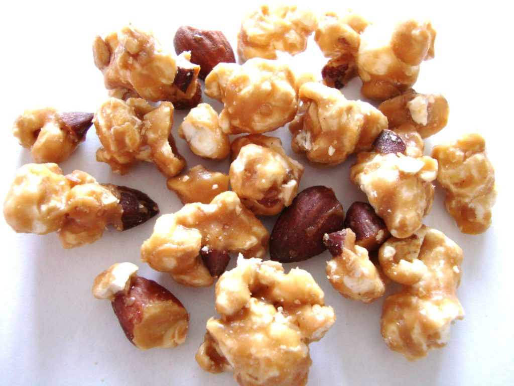 Paso Almonds Brittle Corn