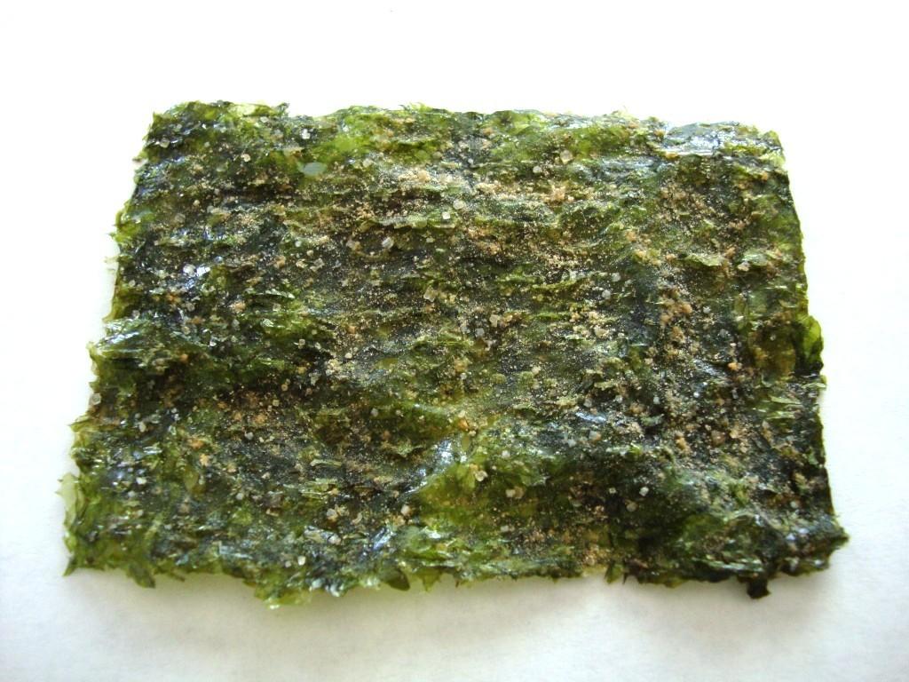 gimMe Organic Roasted Seaweed Snacks, Teriyaki