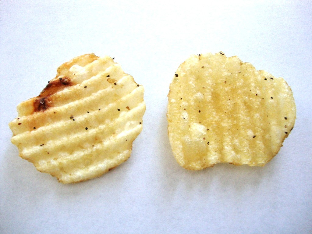 Kettle Krinkle Cut Chips, Salt & Fresh Ground Pepper