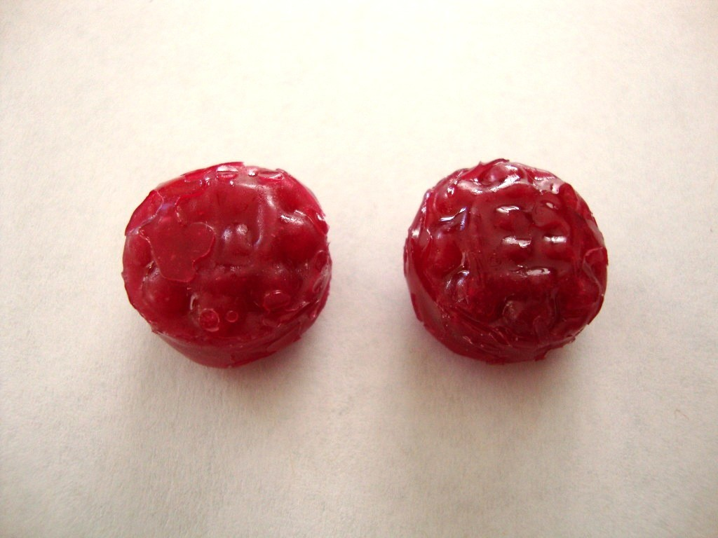 Torie & Howard Organic Hard Candy, pomegranate & nectarine