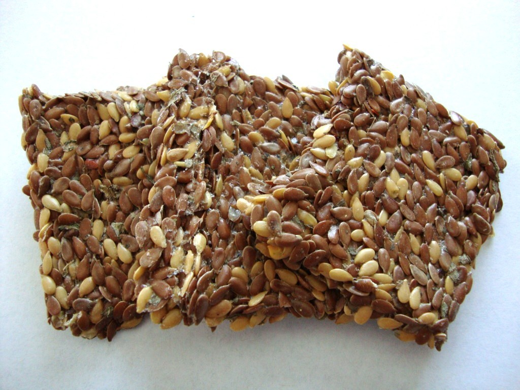 Click to Buy flackers Flax Seed Crackers, Savory