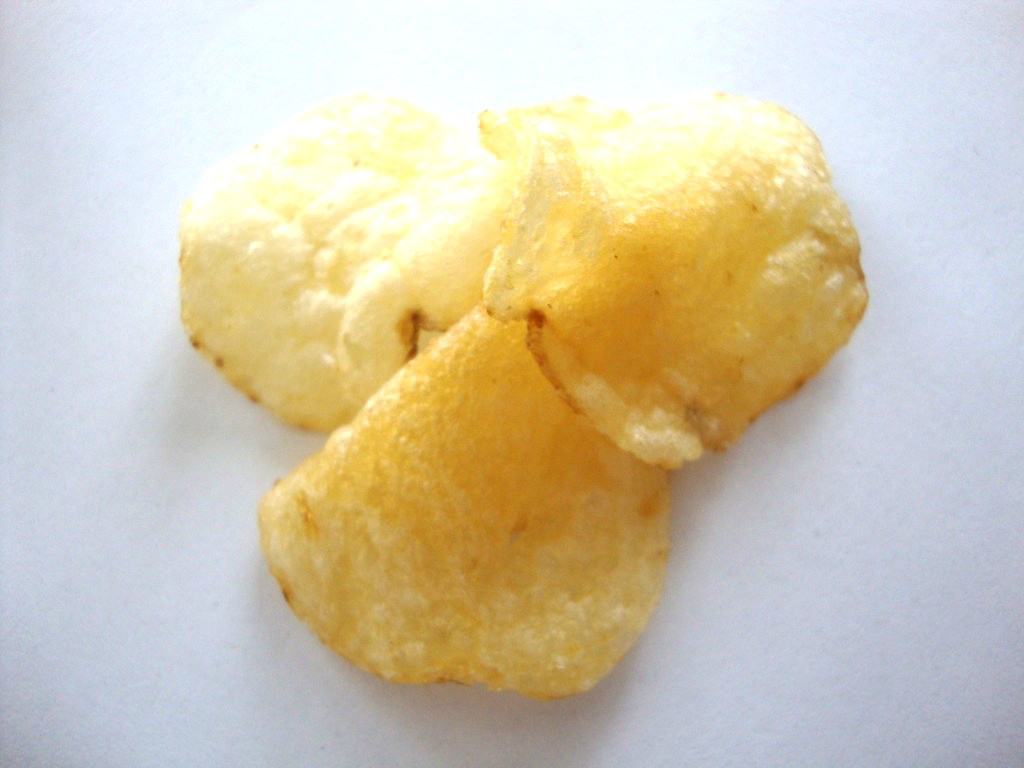 Kettle Chips, Sea Salt