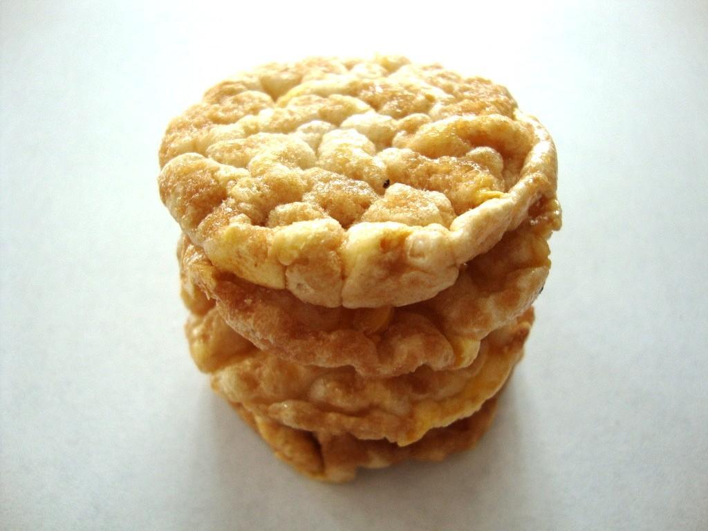Quaker Popped Rice Snacks, Caramel Corn