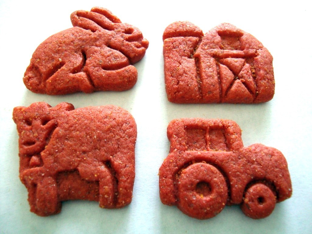 Click to Buy Annie's Homegrown Bernie's Farm Animal Cookies