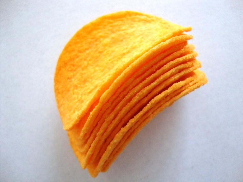 Pringles, Cheddar Cheese