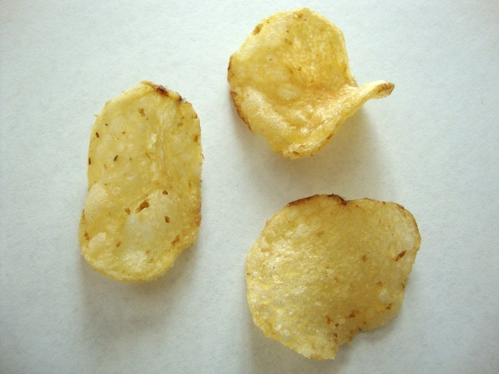 Kettle Chips, Sea Salt & Vinegar