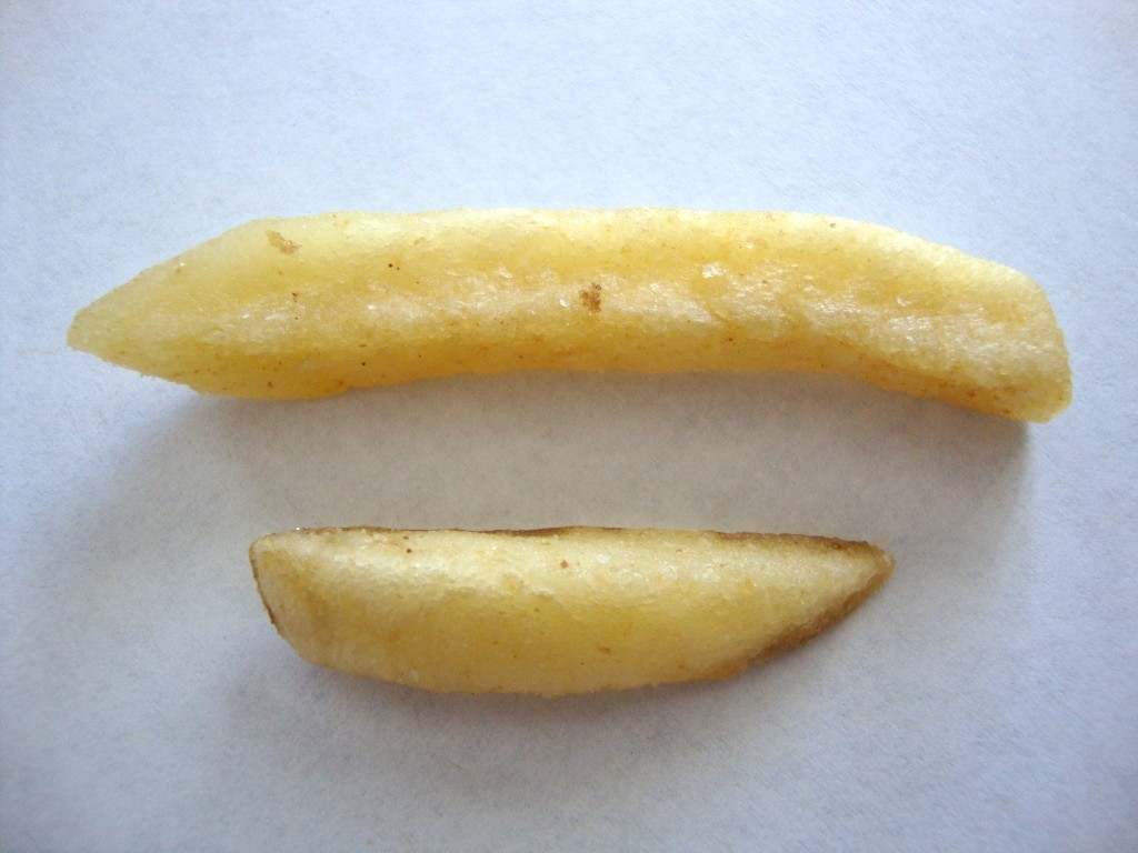 Click to Buy Calbee Jagabee Lightly Salted Potato Crisps