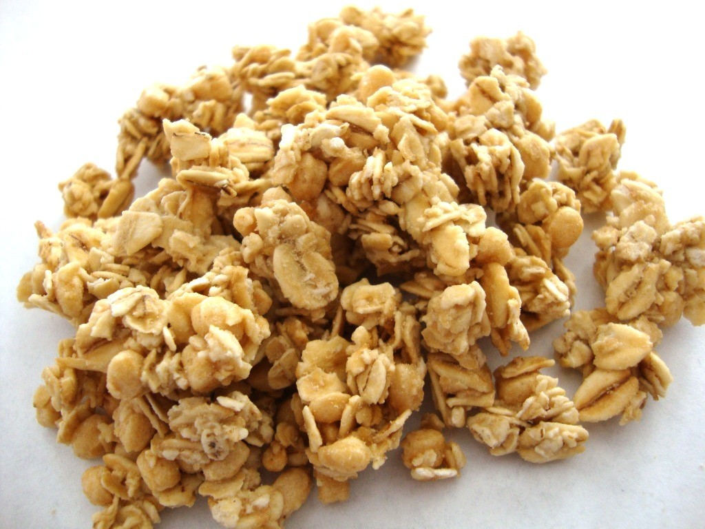 Nature Valley Oats 'n Honey Protein Crunchy Granola