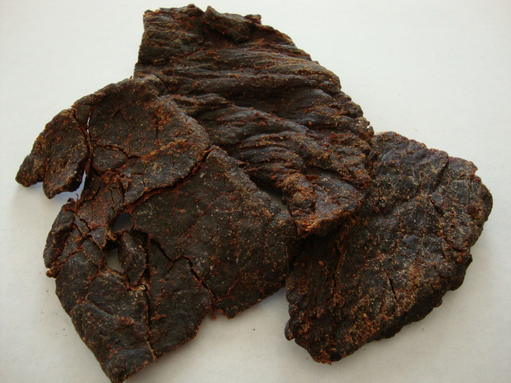 Click to Buy Pacific Gold Teriyaki Beef Jerky