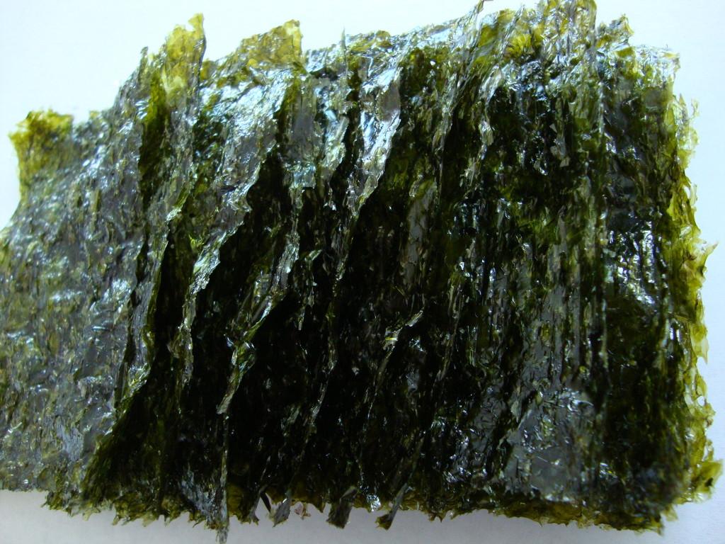 gimMe Organic Roasted Seaweed Snacks, Sesame