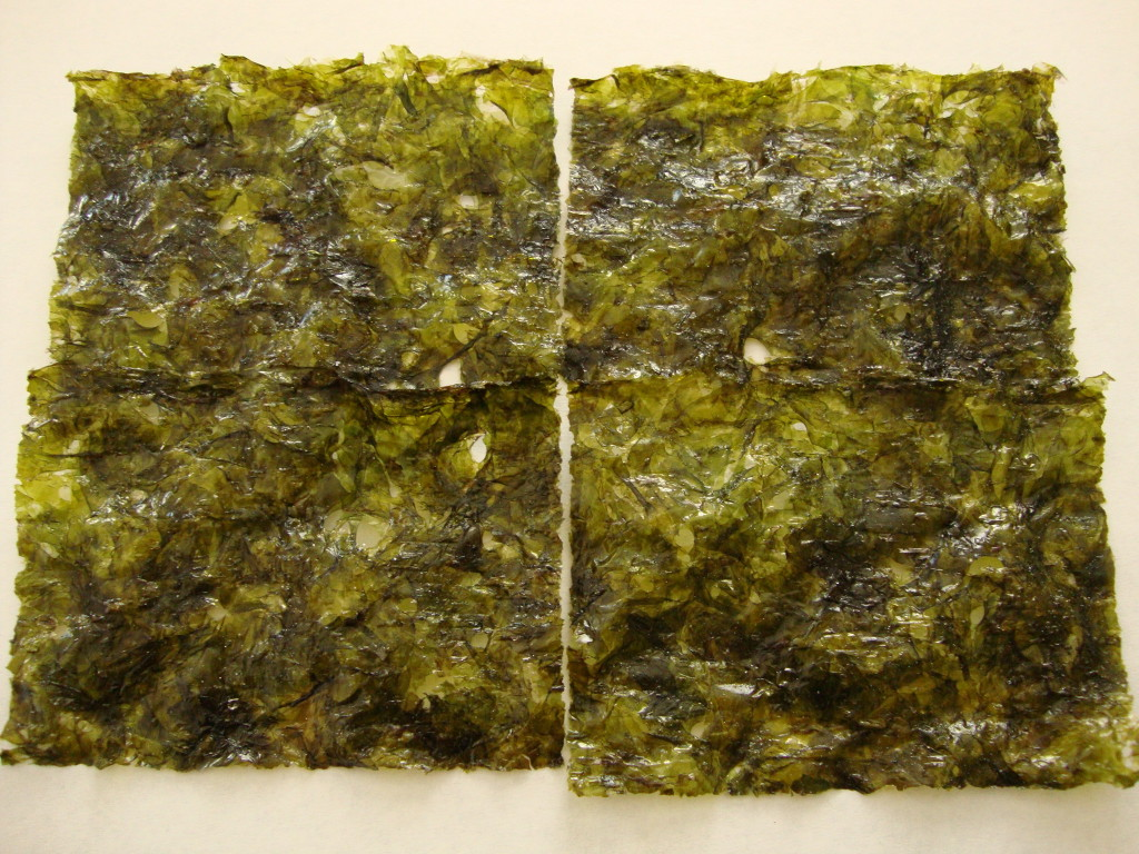 Click to Buy Annie Chun's Wasabi Roasted Seaweed Snacks