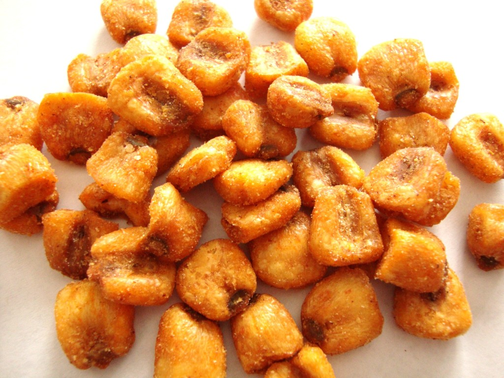 Corn Nuts, Chile Picante con Limon