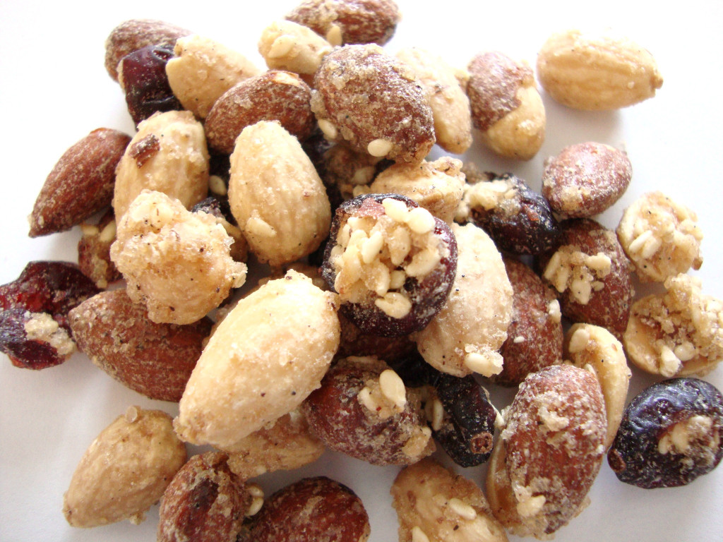 Sahale Snacks Honey Almonds Glazed Mix