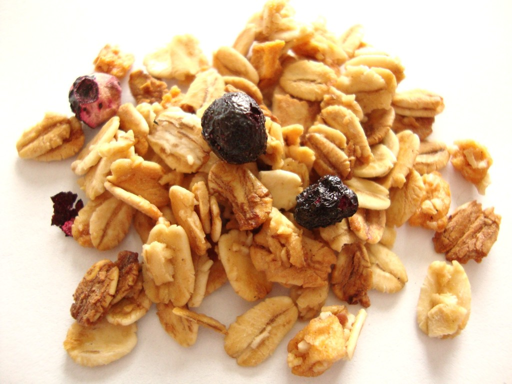 Back to Nature Apple Blueberry Granola