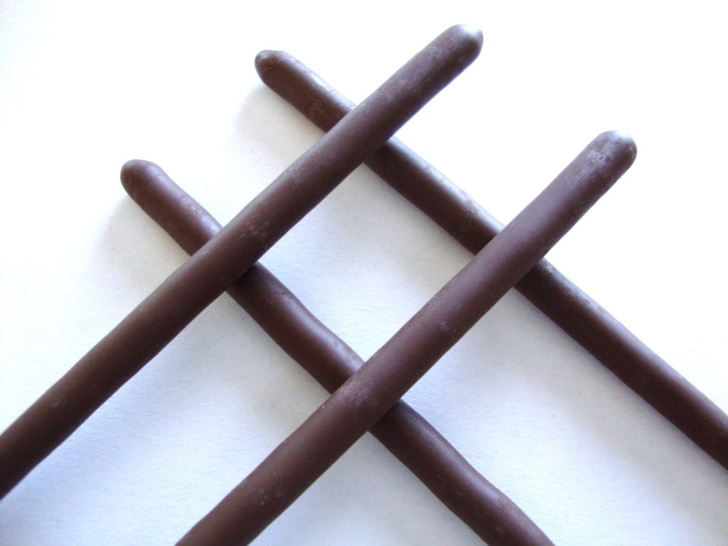 Pocky Chocolate Cream Covered Biscuit Sticks
