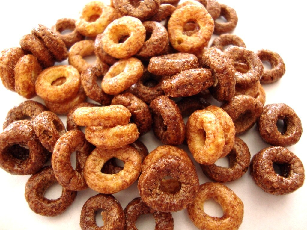 Click to Buy Chocolate Cheerios