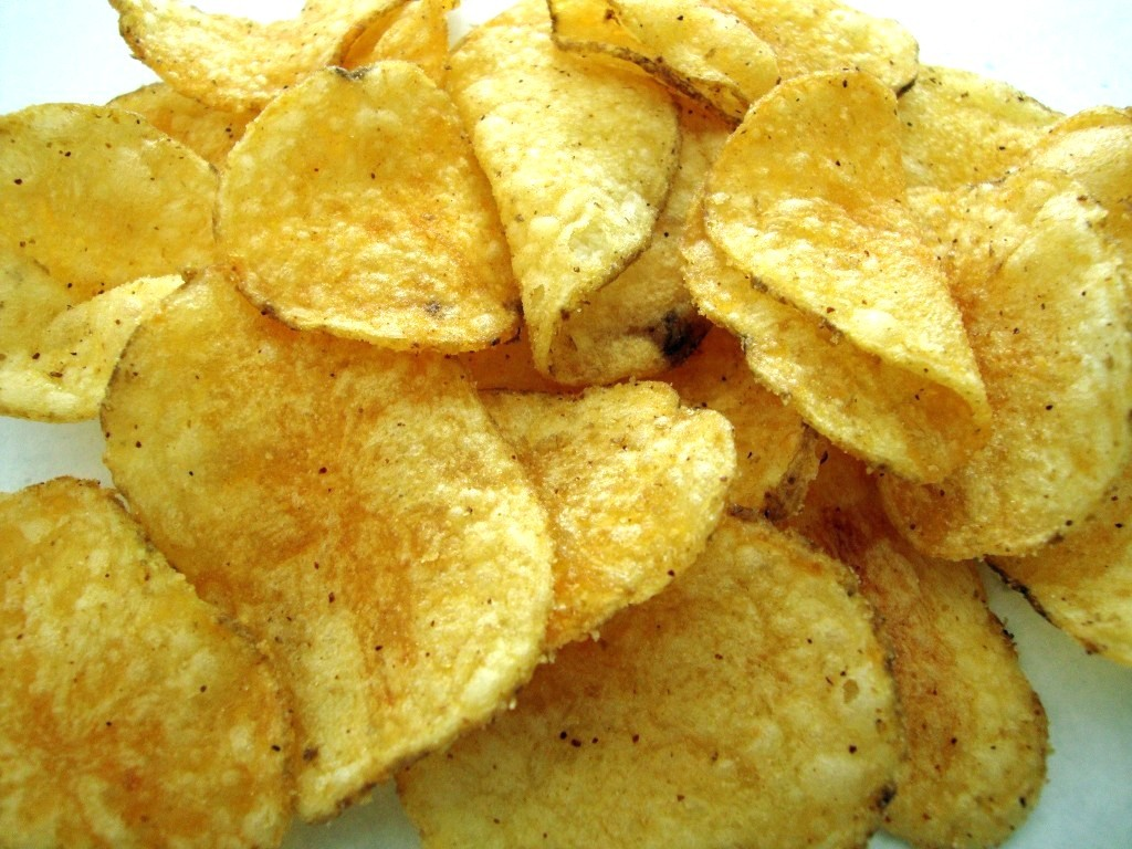 Kettle Chips, Maple Bacon