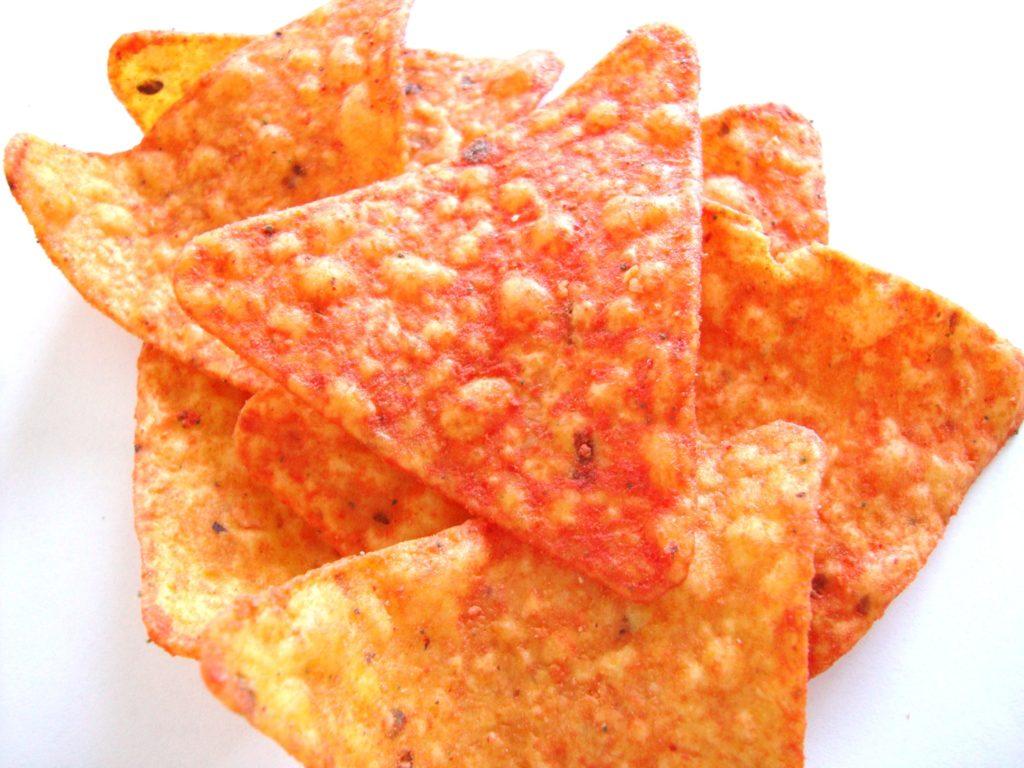 Doritos, Spicy Nacho
