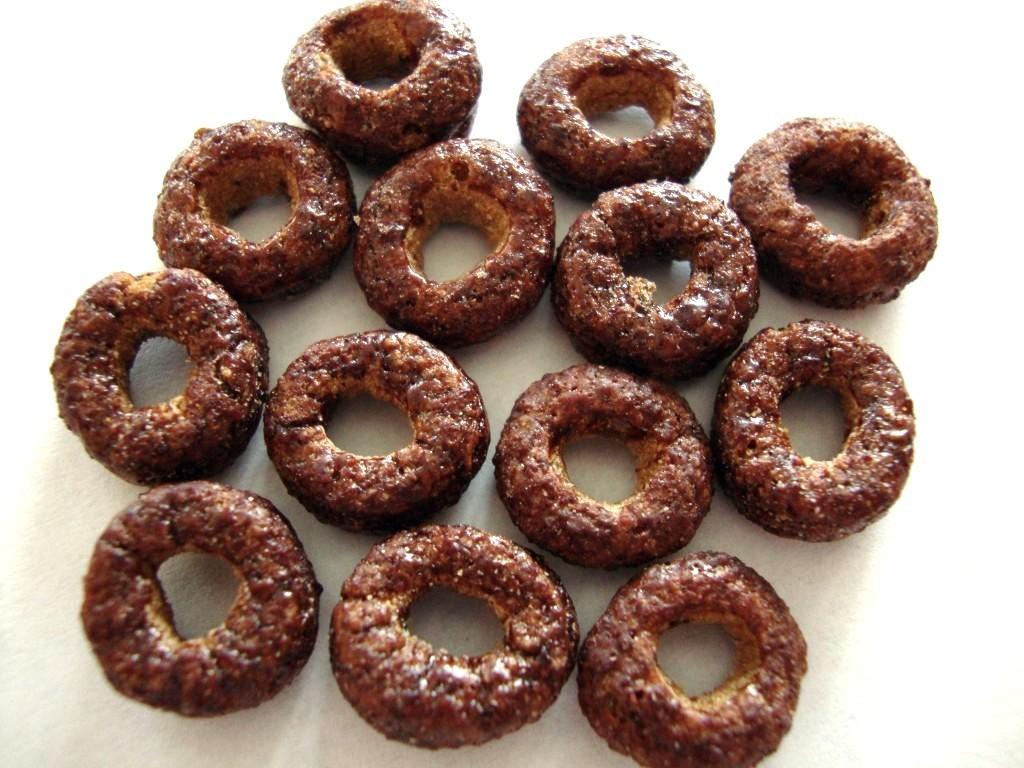Multi Grain Cheerios Dark Chocolate Crunch