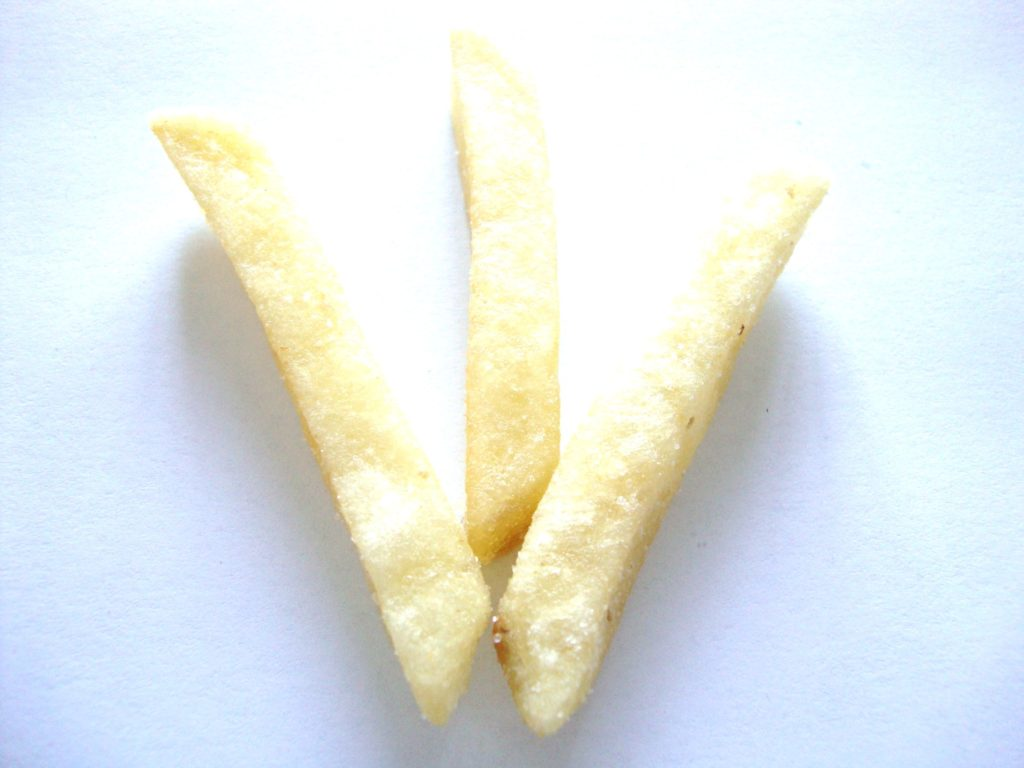 Calbee Whole Cuts, Sea Salt & Vinegar