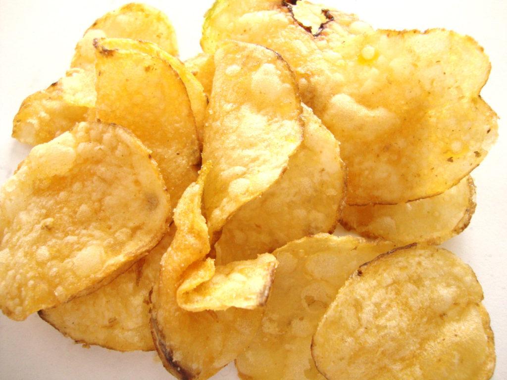 Dirty Potato Chips, Jalapeño Heat