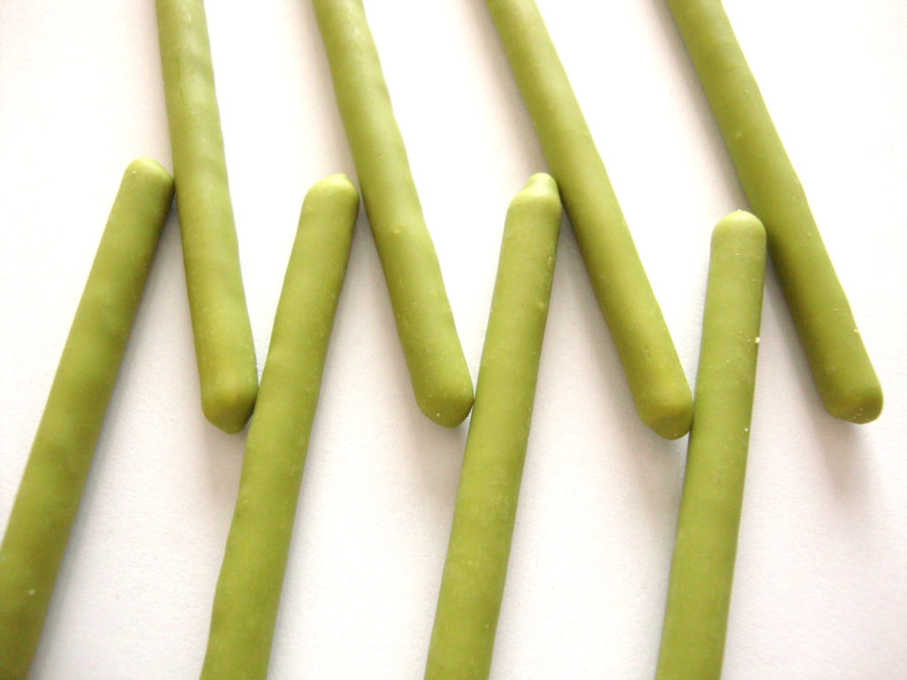 Buy Pocky Matcha Green Tea Cream Covered Biscuit Sticks