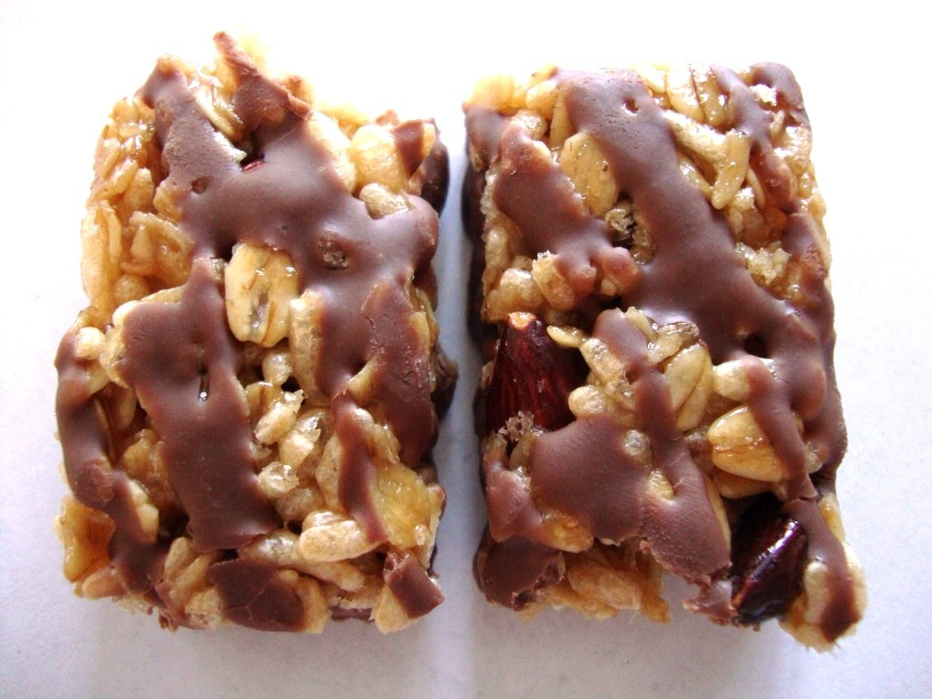 Sunbelt Bakery Almond Sweet & Salty Chewy Granola Bars
