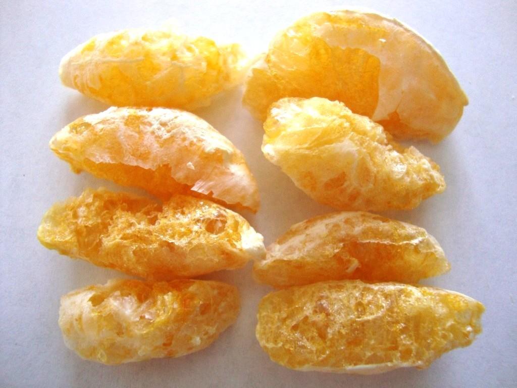 Crispy Green Crispy Fruit, Tangerine