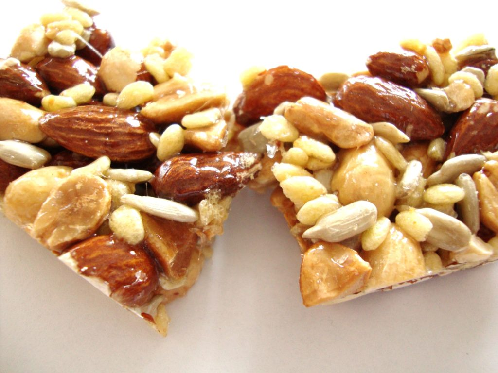 Click to Buy Nature Valley Almond Crunch Roasted Nut Crunch Bars