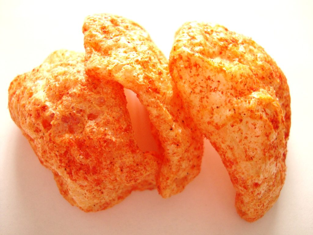 Click to Buy Mission Picante Flavor Chicharonnes Pork Rinds