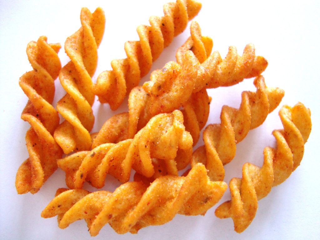 Click to Buy Fritos Honey BBQ Flavor Twists Corn Snacks