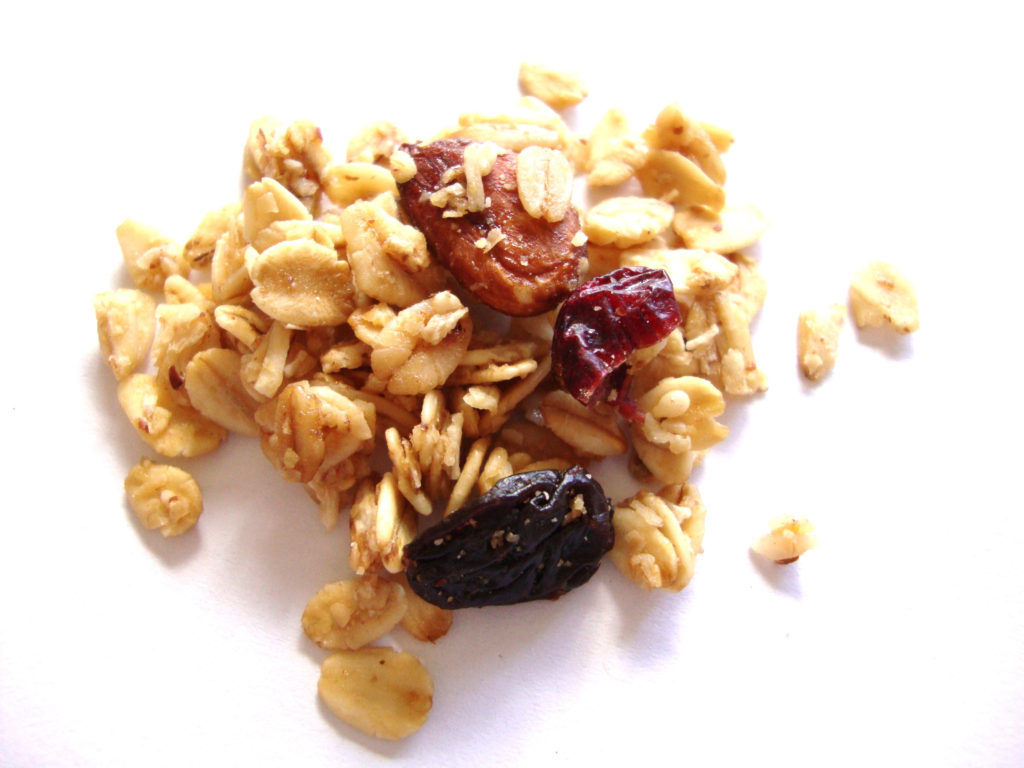 Bear Naked Fruit and Nutty Goodie Bag Granola