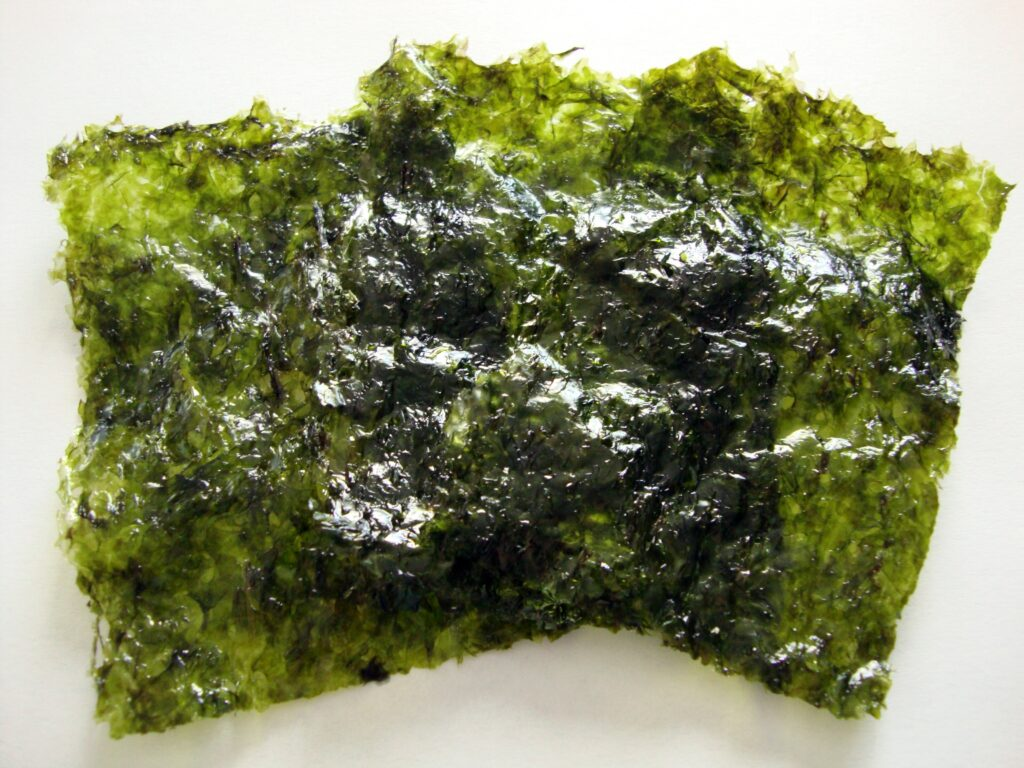 Click to Buy gimMe Organic Roasted Seaweed Snacks, Sea Salt