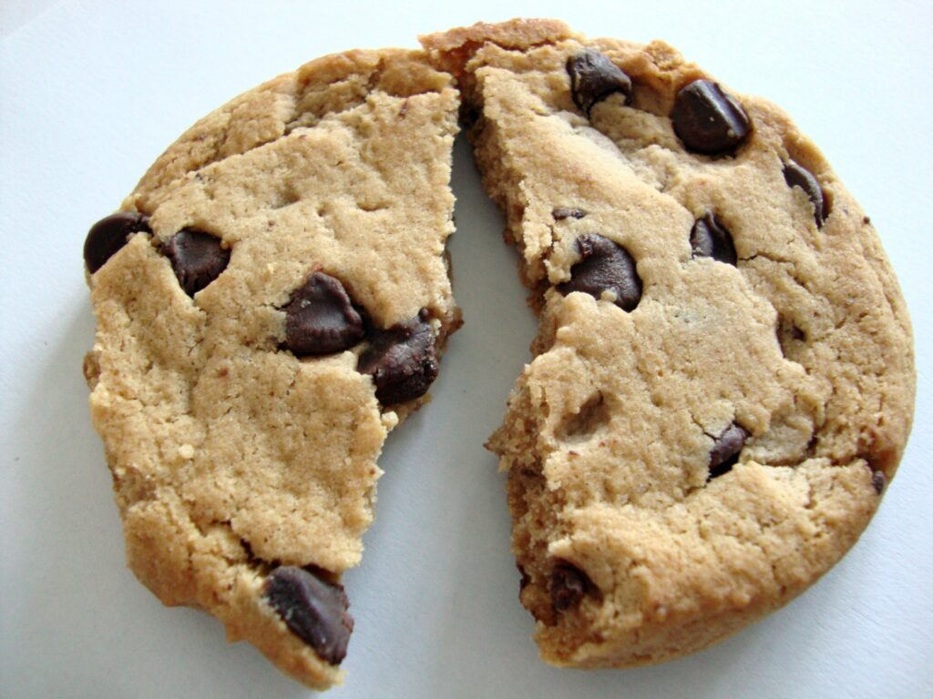 Click to Buy Grandma's Chocolate Chip Cookies