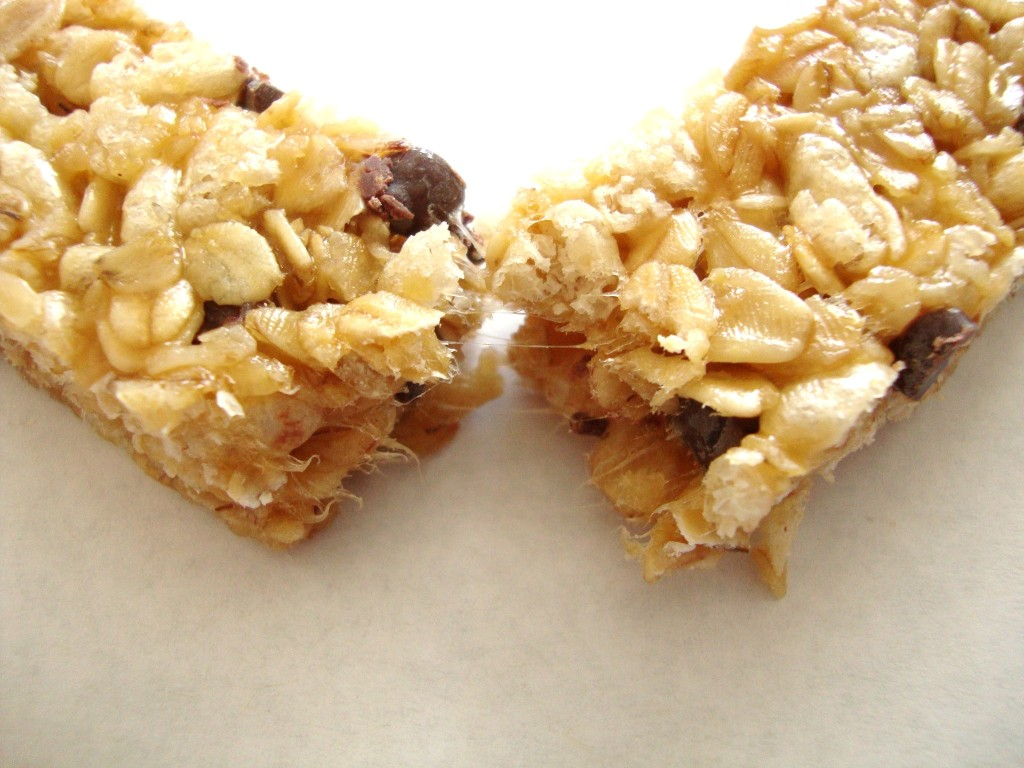 Click to Buy Annie's Homegrown Organic Chocolate Chip Granola Bars