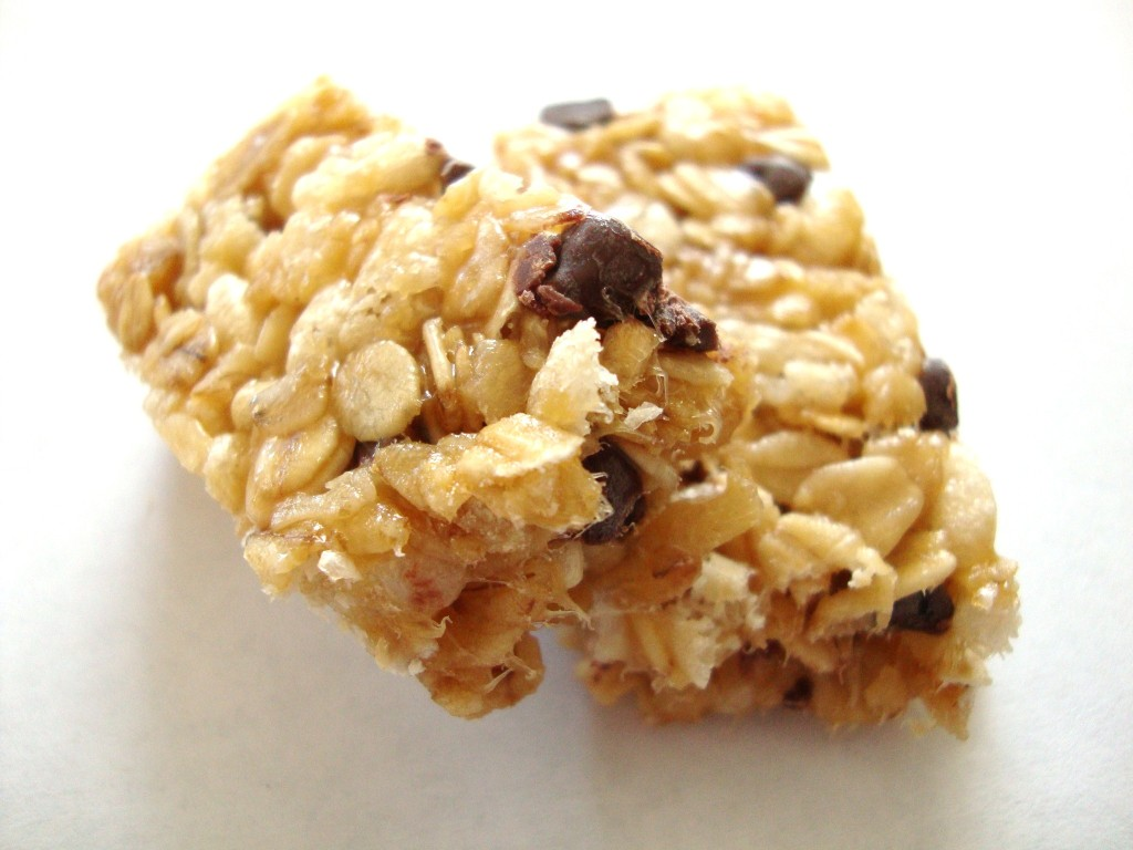 Annie's Homegrown Organic Chocolate Chip Granola Bars