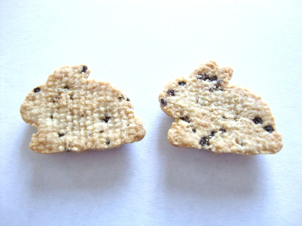 Annie's Homegrown Chocolate Chip Bunny Grahams