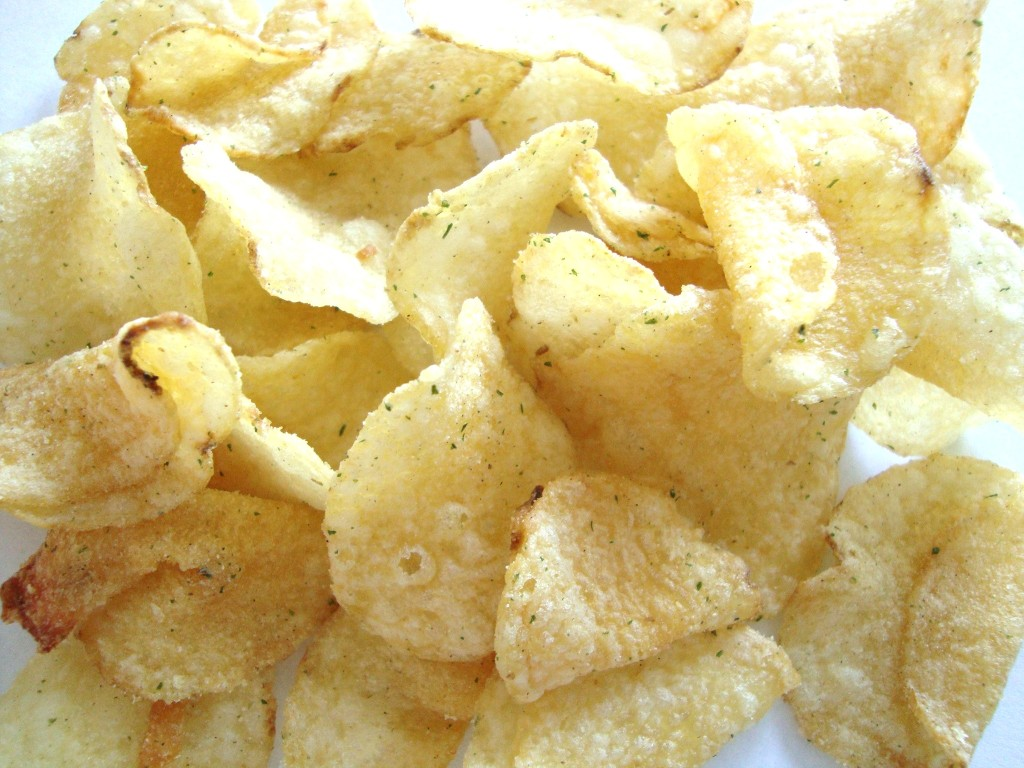 Deep River Snacks Rosemary & Olive Oil Kettle Cooked Potato Chips