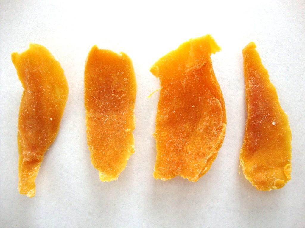 Philippine Brand Naturally Delicious Dried Mangoes