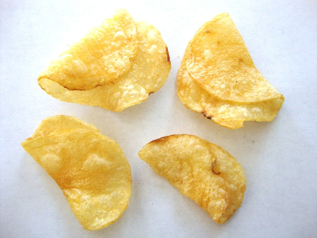 Miss Vickie's Simply Sea Salt Kettle Cooked Potato Chips